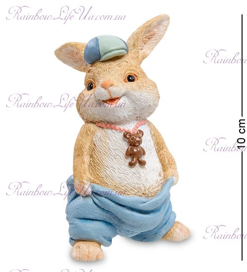 "Фигурка заяц в штанах ""ED"""