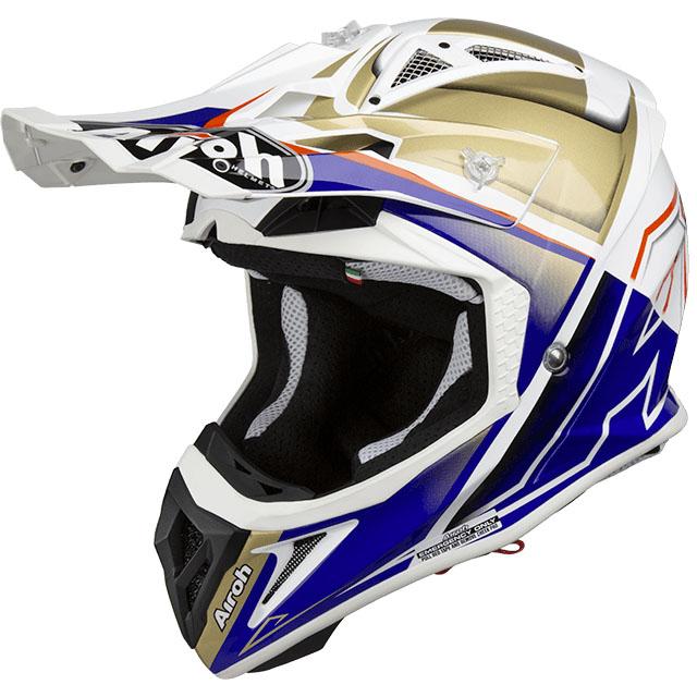 Airoh - Aviator 2.2 Check Sand Gloss шлем