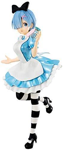 Аниме фигурка Re:Zero Рем Rem in Wonderland