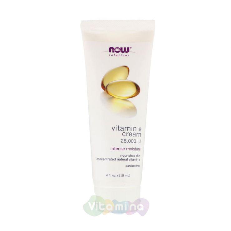 Vitamin E Cream - Крем с витамином Е. 118 г