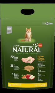 Guabi Natural для котят 1,5 кг