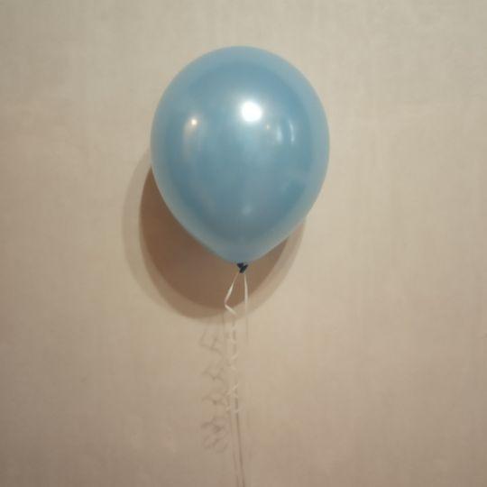 Голубой жемчужный