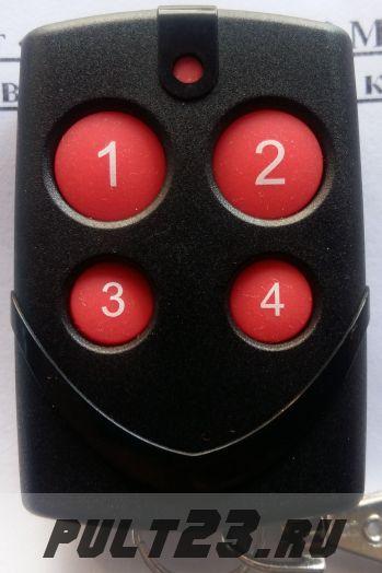 Пульт «JL-MF» мультичастотный КОПИРОВЩИК статических сигналов 280-868 МГц