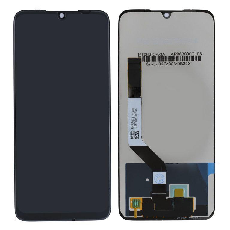 LCD (Дисплей) Xiaomi Redmi Note 7/Redmi Note 7 Pro (в сборе с тачскрином) (black) Аналог