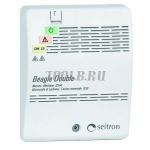 RGDCM0MP1 Beagle Double - сигнализатор природного (CO) и угарного газа (CH4)