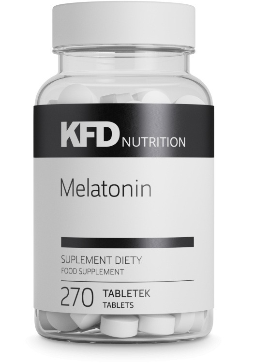 Melatonin 1 mg KFD (270 таб)