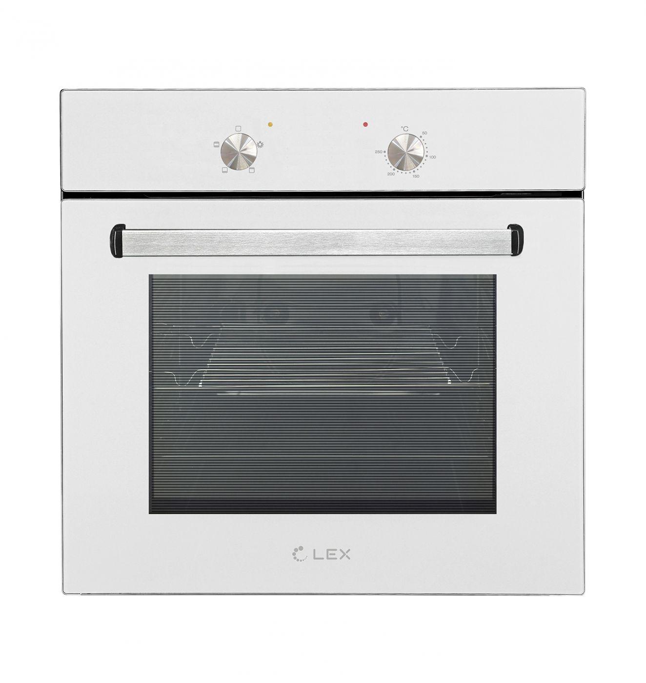 Электрический духовой шкаф LEX EDM 040 WH (CHAO000346)