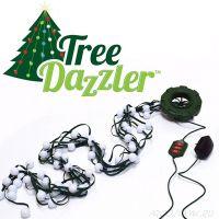 Ёлочная конусная гирлянда Free Dazzler