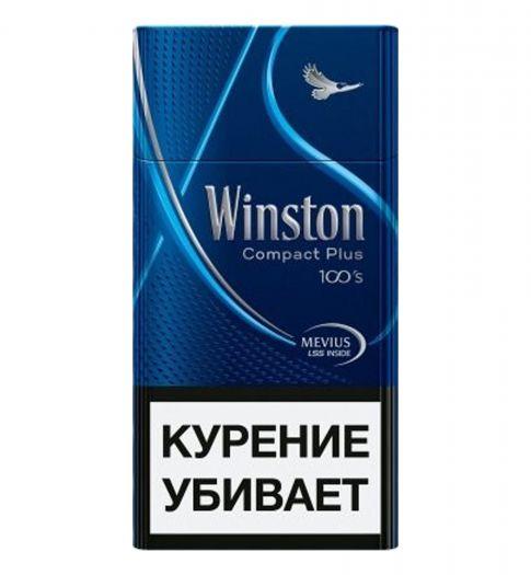 WINSTON Compact Plus 100's