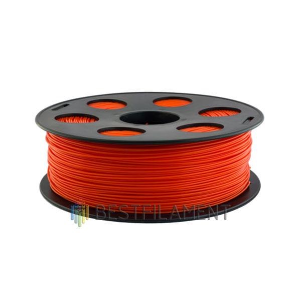 PETG пластик Bestfilament 1,75 мм, Красный, 1 кг