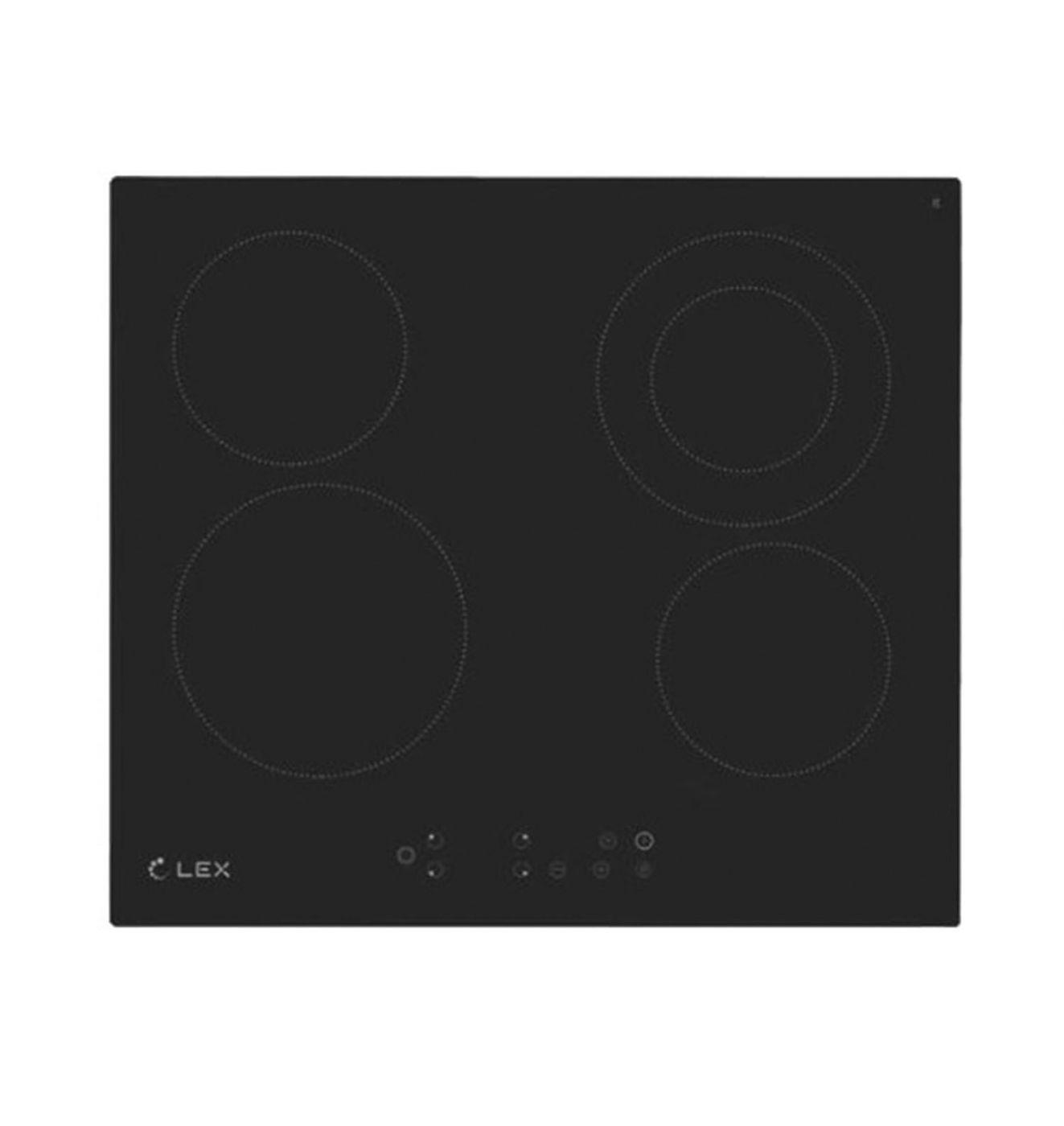 Электрическая варочная панель LEX EVH 641 BL (CHYO000184)