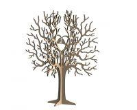 Держатель для украшений в виде дерева объемный