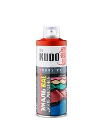 "Краска аэрозоль ral 3005  винно-красный 520 мл ""Kudo"" KU-03005"