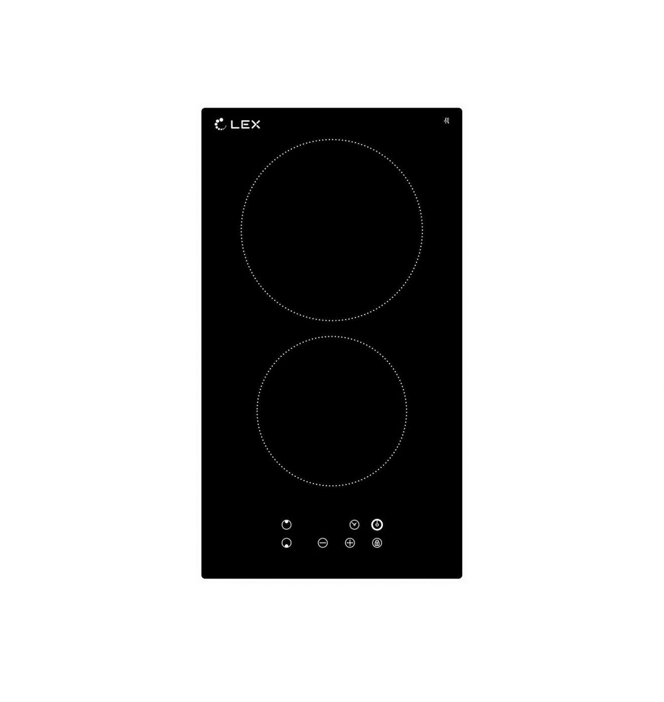 Электрическая варочная панель LEX EVH 320 BL (CHYO000174)