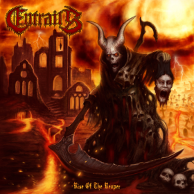 """ENTRAILS """"Rise of the Reaper"""" 2019"""