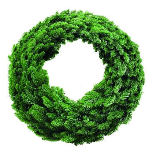 Триумф венок Нормандия диам. 90 см темно-зеленый