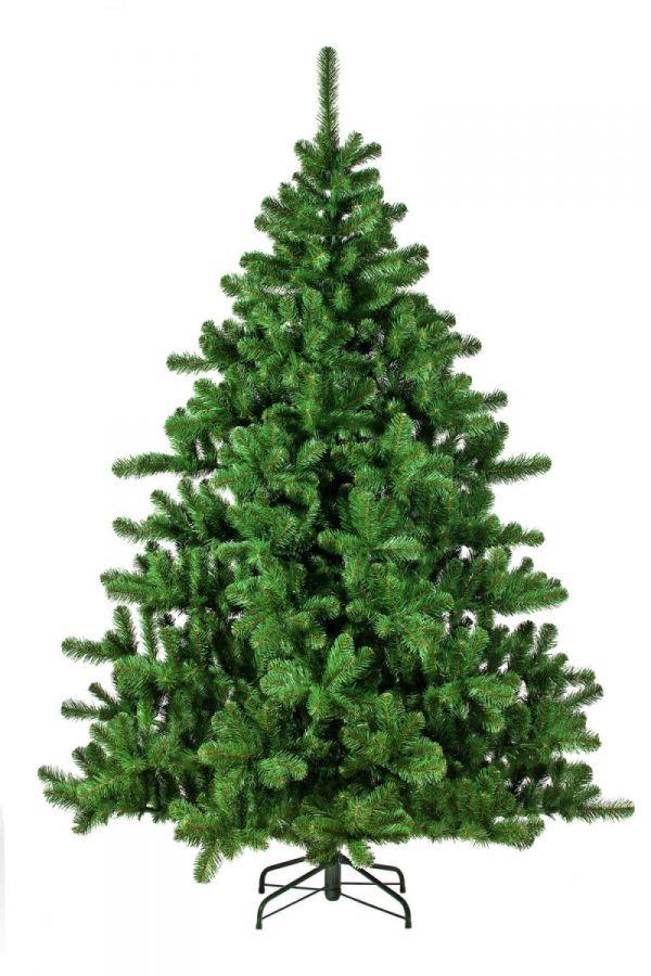 Искусственная елка Норвежская 215 см зеленая