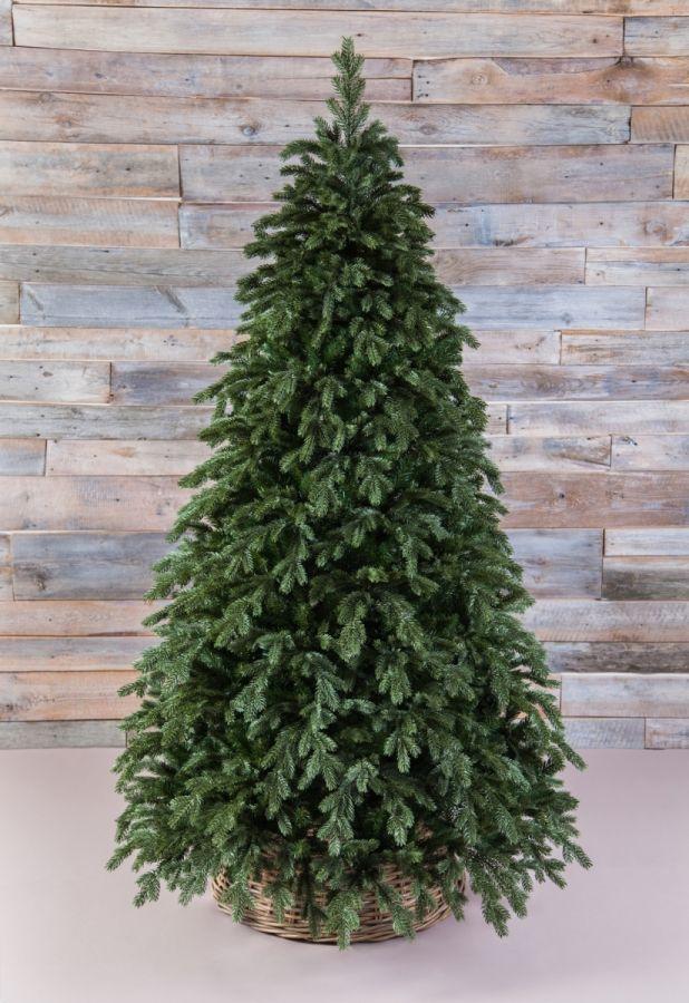 Искусственная елка Царская 155 см зеленая