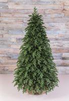 Искусственная елка Царская full РЕ 155 см зеленая
