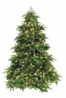 Искусственная елка Нормандия 120 см 168 ламп темно-зеленая - Купить