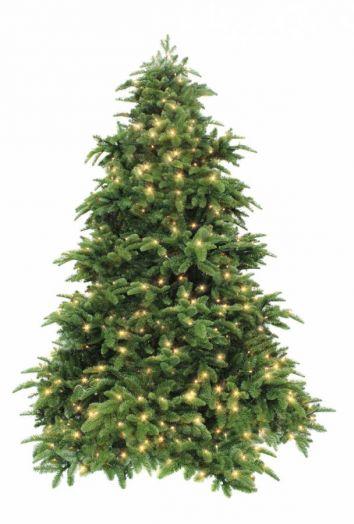 Искусственная елка Нормандия 120 см 168 ламп темно-зеленая
