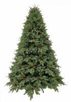 Искусственная елка Торжественная 215 см зеленая