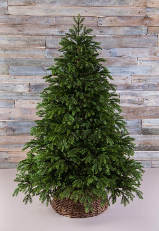 Искусственная елка Коттеджная 230 см зеленая