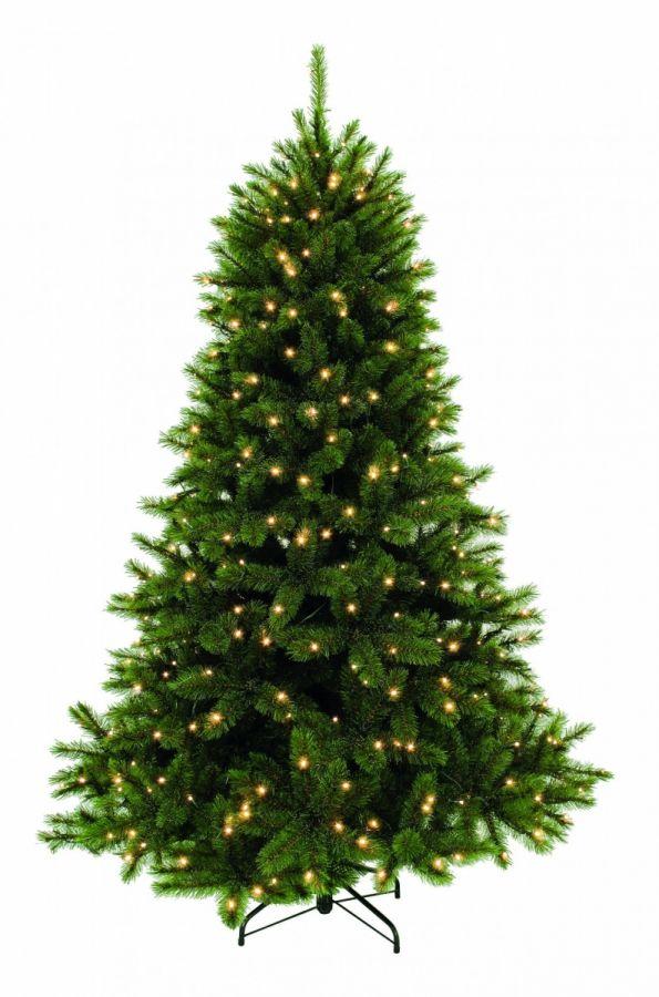 Искусственная елка Лесная Красавица 305 см 752 лампы зеленая