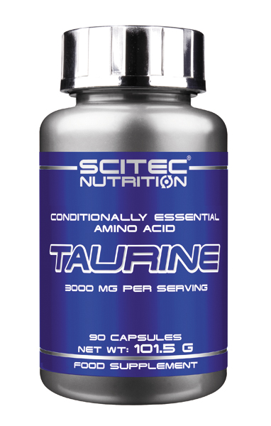 Taurine Scitec Nutrition 90 капсул