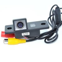 Камера заднего вида Порше Кайен 2003-2010