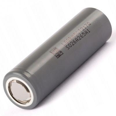 Аккумулятор LG INR21700-M50T 21700 5000мАч без защиты, до 7.5A