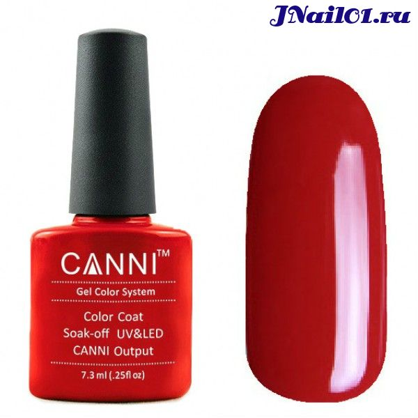 Гель-лак Canni № 105