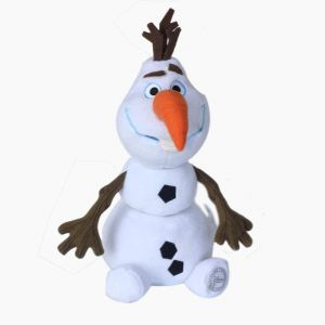 Снеговик Олаф Холодное сердце Дисней 20 см