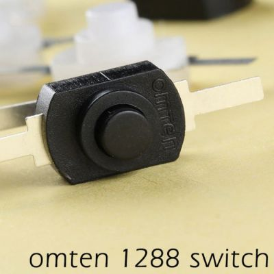 Кнопка для фонарей OMTEN 1288