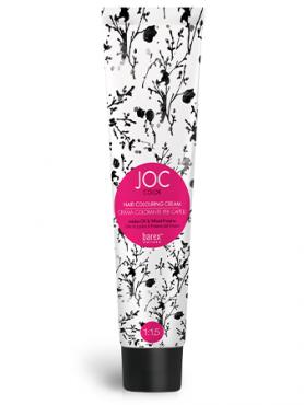 Barex JOC COLOR крем - краска для волос 8.44 светлый блондин медный интенсивный (новый дизайн)