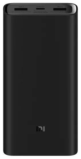 Аккумулятор Xiaomi Mi Power Bank 3 20000mAh