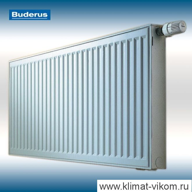Buderus K-Profil 11/300/600