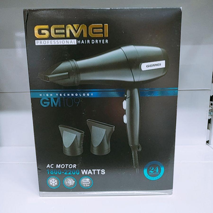 Фен профессиональный Gemei GM109