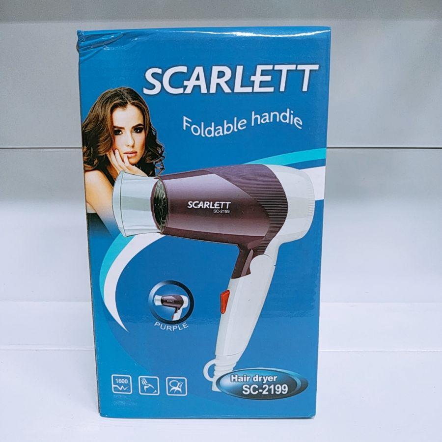 Фен складной Scarlett SC2199