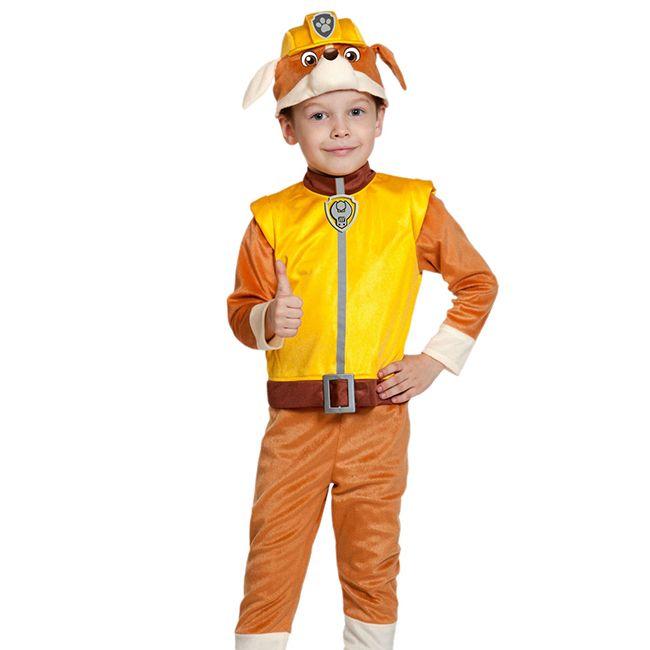 Костюм карнавальный Крепыш щенячий патруль