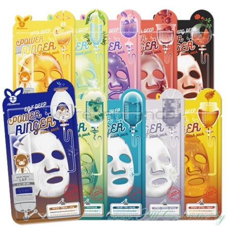 Elizavecca Milky Piggy CENTELLA ASIATICA DEEP POWER RINGER MASK PACK