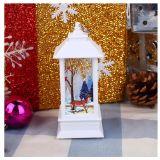 Новогодний фонарик Зимнее Волшебство 13 см Олененок