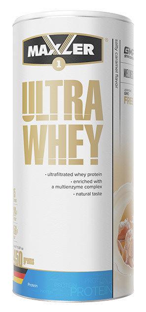 Ultra Whey от Maxler 450 g