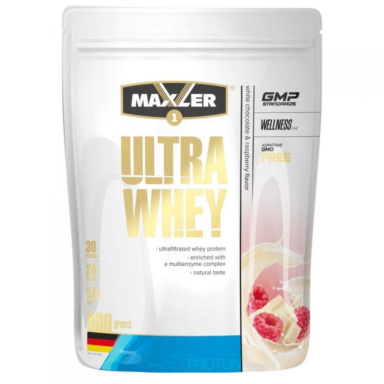 Ultra Whey от Maxler 900 g