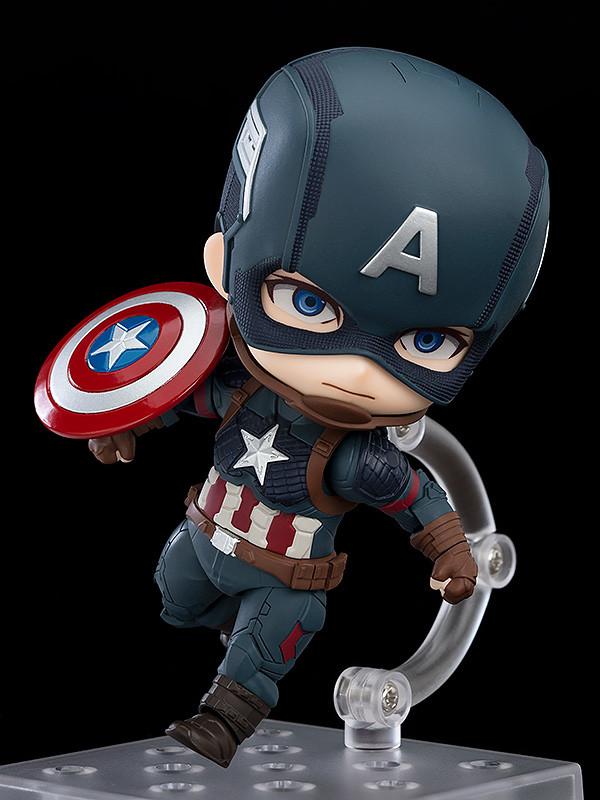 Avengers: Endgame - Nendoroid Captain America Endgame Edition