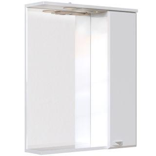 Зеркальный шкаф Sanstar Кристал 60 с подсветкой