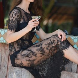 кружевное платье размеры S M L. модель 555