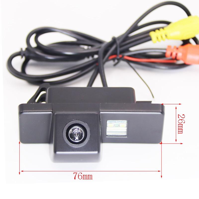 Камера заднего вида Ниссан Примера P12E