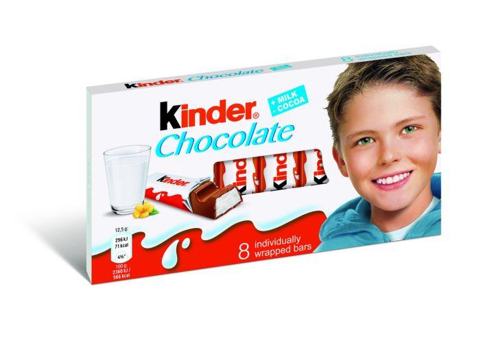 Шоколад Киндер 100г Т-8 Ферреро
