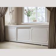 Экран для ванны мебельный Alavann Ametist 1500 раздвижной